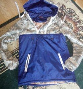Куртка на подростка 11 - 12 лет