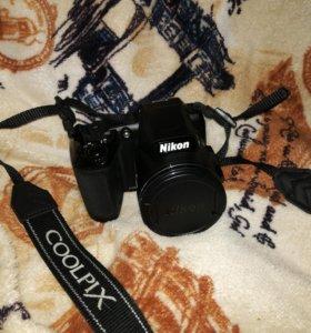 Цифровой фотоаппарат Nikon Coolpix L840