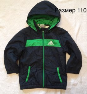 Оригинал куртка на мальчика Адидас (Индонезия)