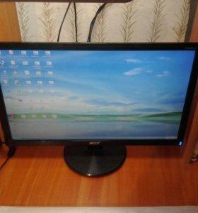 Монитор Acer p206hv 20 дюймов