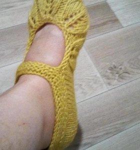 Следки-туфельки
