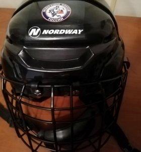 Шлем с маской хоккейный Nordway