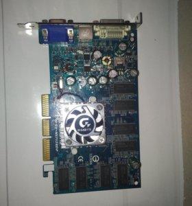 Видеокарты GV-N57128DP 128 Мбайт DDR SDRAM