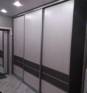 Шкафы на заказ по индивидуальным проектам