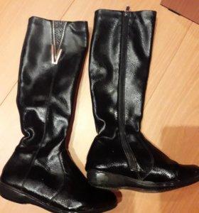 обувь 2 пары демисезон