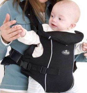Рюкзак-переноска для детей Clippasafe Carramio