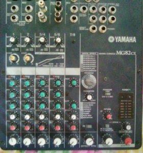 Микшерский пульт Yamaha MG82cx