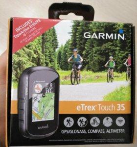 Garmin eTrex Touch 35 новый