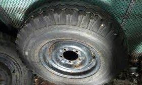Колёса в сборе для УАЗ-469