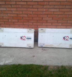 Радиаторы отопления. Батареи.