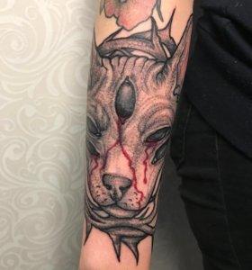 Тату ,татуировки