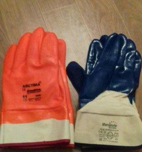 СИЗ: перчатки