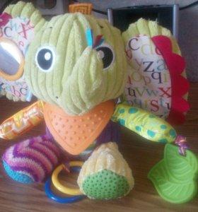 Развивающая игрушка sozzy слоник