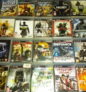 Игры на ps3 Playstation 3 диски PS 3 пс3