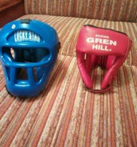 Только синий шлем