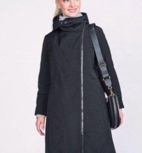 Осенняя куртка-пальто