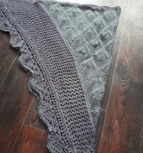 Новый платок ручной работы