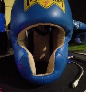 Шлем для самбо