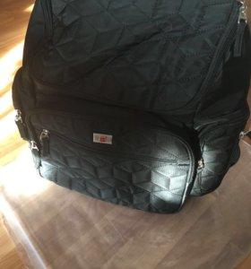 Стильный рюкзак для активных мам, новый