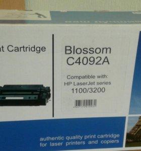 Новый картридж для принтера