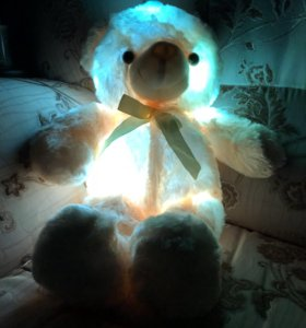 Новинка!!!! Светящийся мишка magic Tedd.