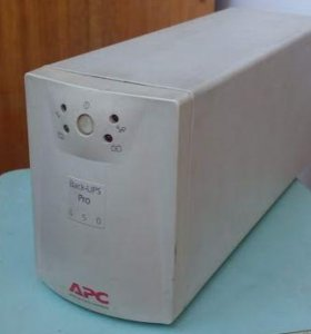 APC Back-UPS Pro 650