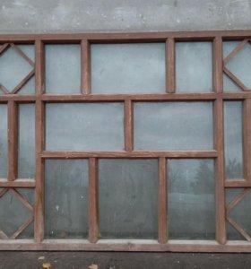 Окна и рамы