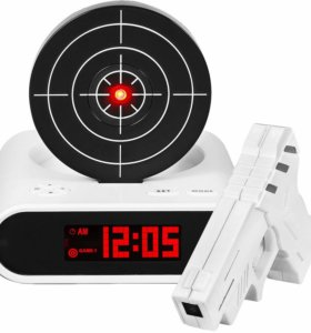 Часы- будильник