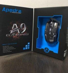 Новая компьютерная игровая мышь Apedra A9