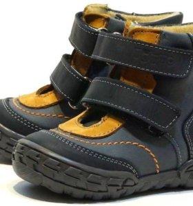 Ботинки 21 демисезон Тотто