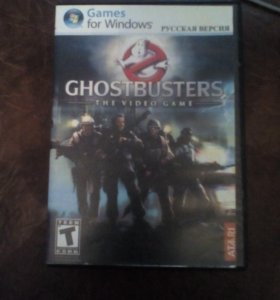 """Игра: Ghostbusters """"The video game"""""""