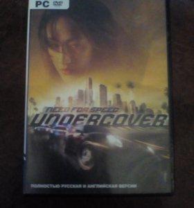 """Игра: Need For Speed """"UNDERCOVER"""""""