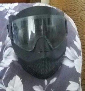 маска для пейнтбола