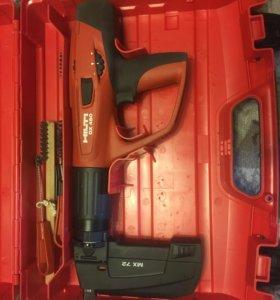 Hilti dx460 монтажный пистолет