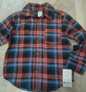 Детская рубашка Картерс