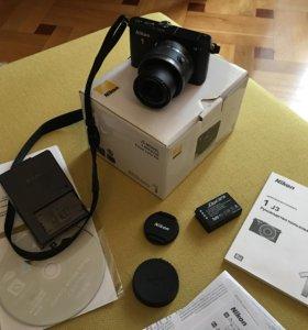 Продам Nikon 1 j3