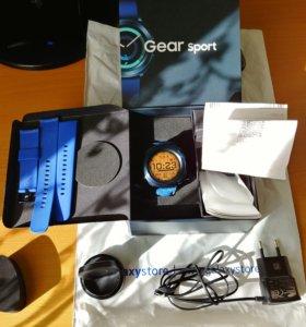 Samsung gear sport, синие, торг,РСТ