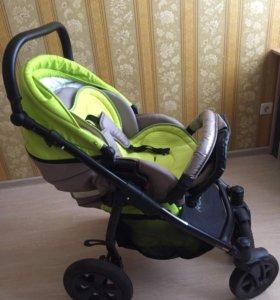 Детская коляска RUDIS 3в1