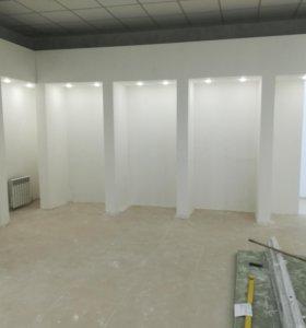 Бригада строителей выполнит ремонтные и отделочные