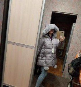 Куртка-парка (на тёплую зиму)