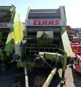 Пресс-подборщики Claas Rollant 62