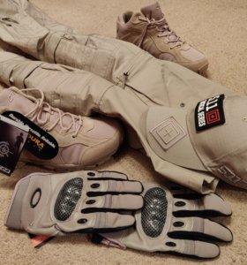 Тактический костюм (набор) хаки