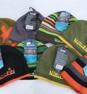 Новые шапки Norfin для зимней рыбалки