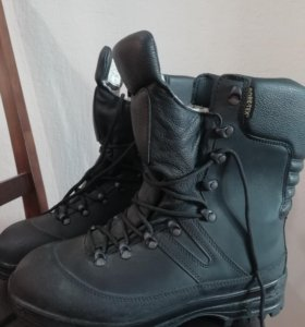 Ботинки армейские (gore-tex)