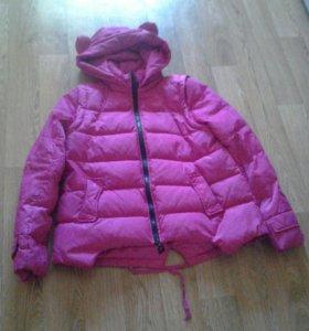 Курточка,на подростка р-р42