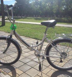 Велосипед Forward Valencia 2.0 2018г