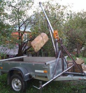 Грузоперевозки автомобильным прицепом по краю