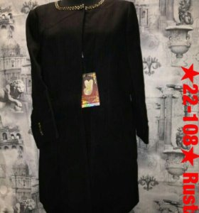 Новое осеннее женское пальто 42 размер