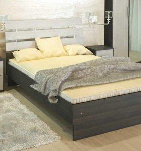 """Кровать """"Вернисаж 1"""""""