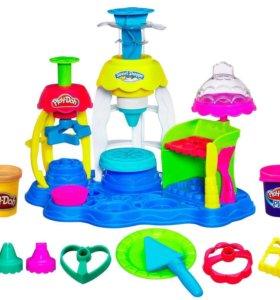 Набор для лепки пирожных Play doh